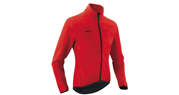 Vaude Men's Matera Softshell Jacket red